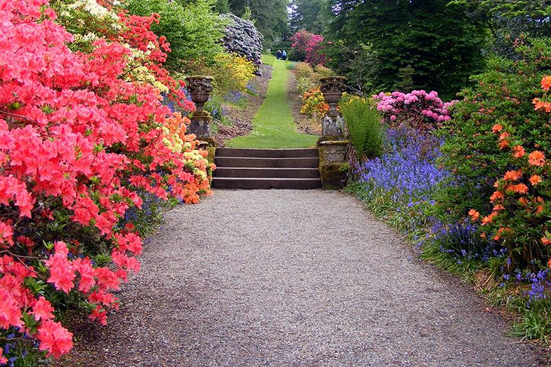 Aussenanlagen-Gartenweg